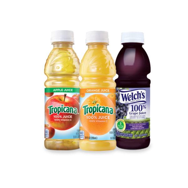 Juices & Ciders