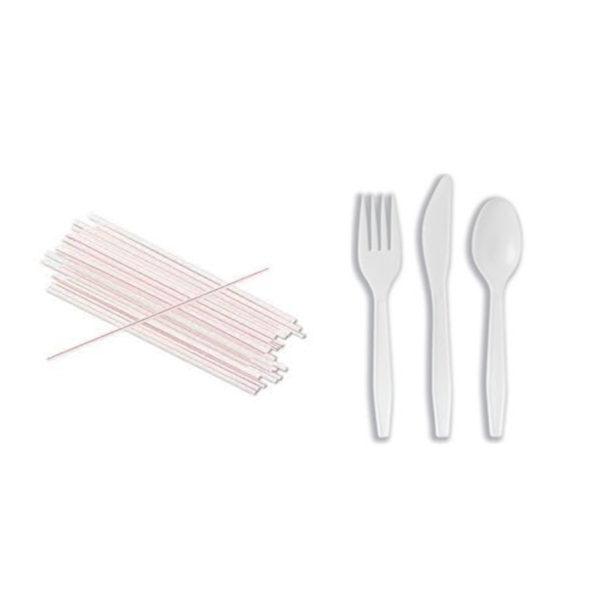 Plasticware & Stir Sticks